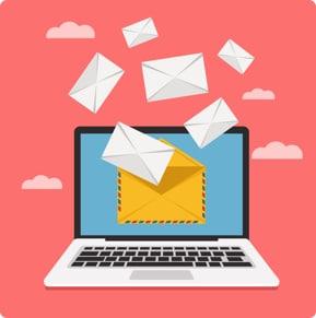 Criação de estratégias de e-mail